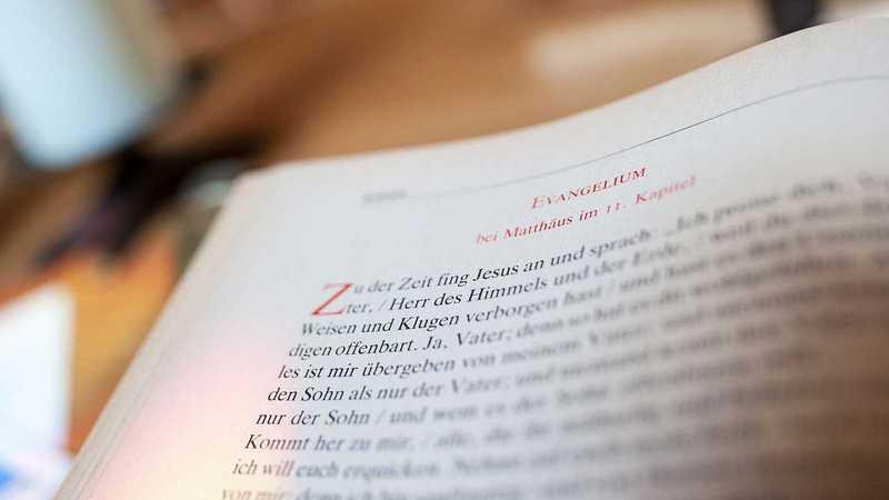 alte Schrift | fundraising-evangelisch.de