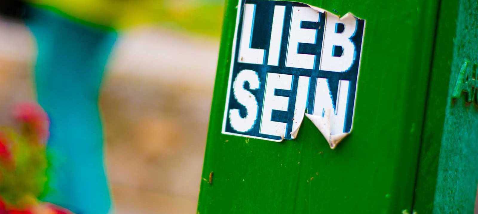 Lieb sein | fundraising-evangelisch.de