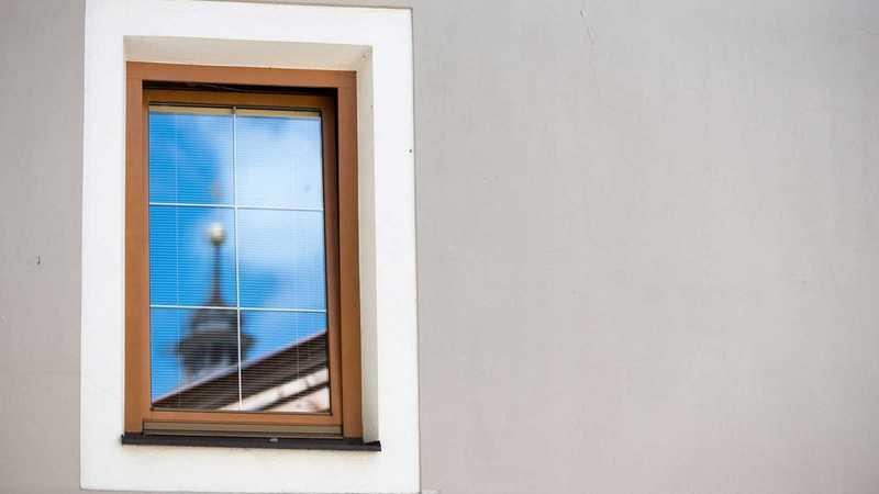 Kirche im Fenster | fundraising-evangelisch.de