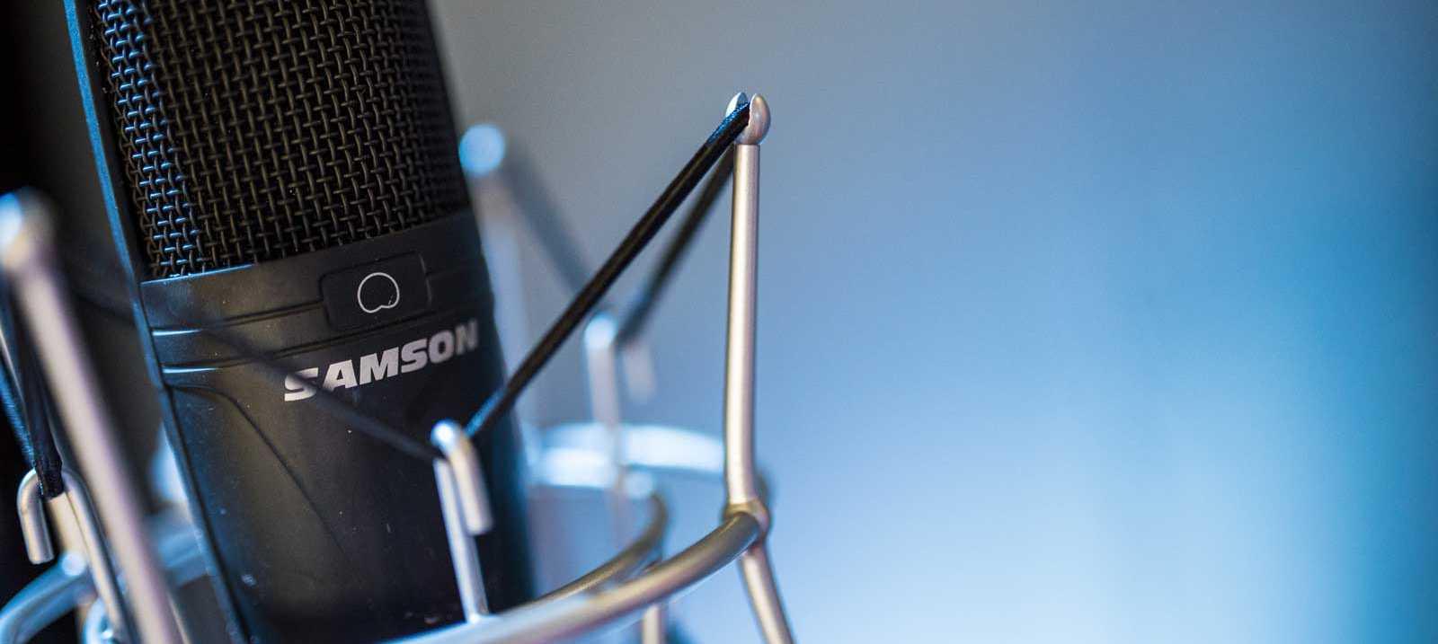 Podcast Mikrofon