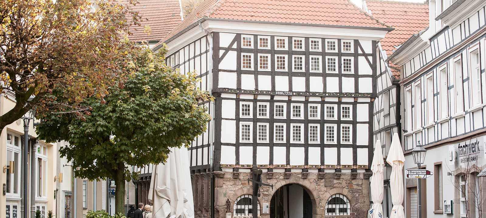 Ev. Kirche von Westfalen - Hattingen Untermarkt