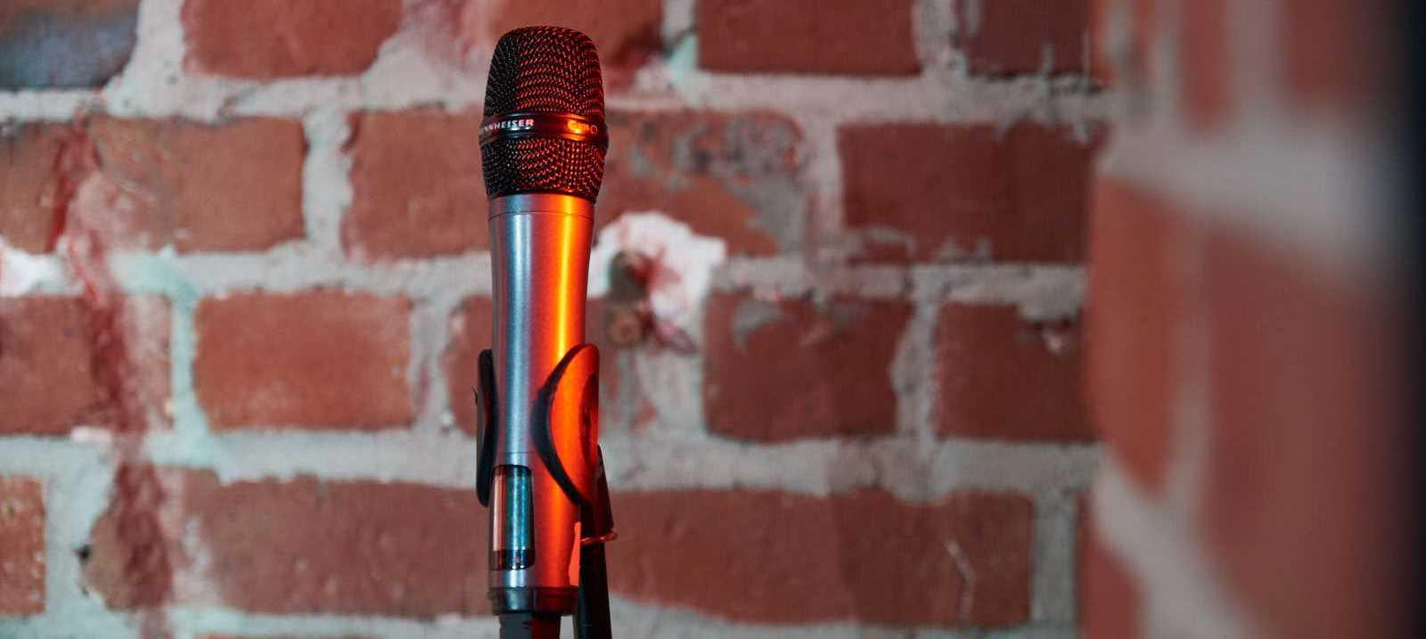 Stabmikrofon