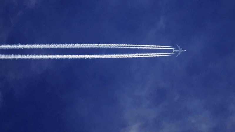 schnelles Flugzeug