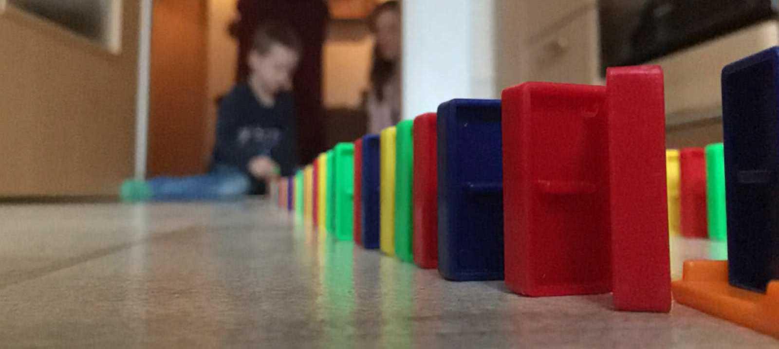 Dominobahn