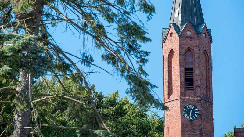 Kirche in Sassnitz | fundraising-evangelisch.de