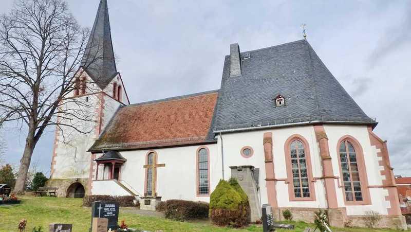 Wehrkirche Klein-Umstadt