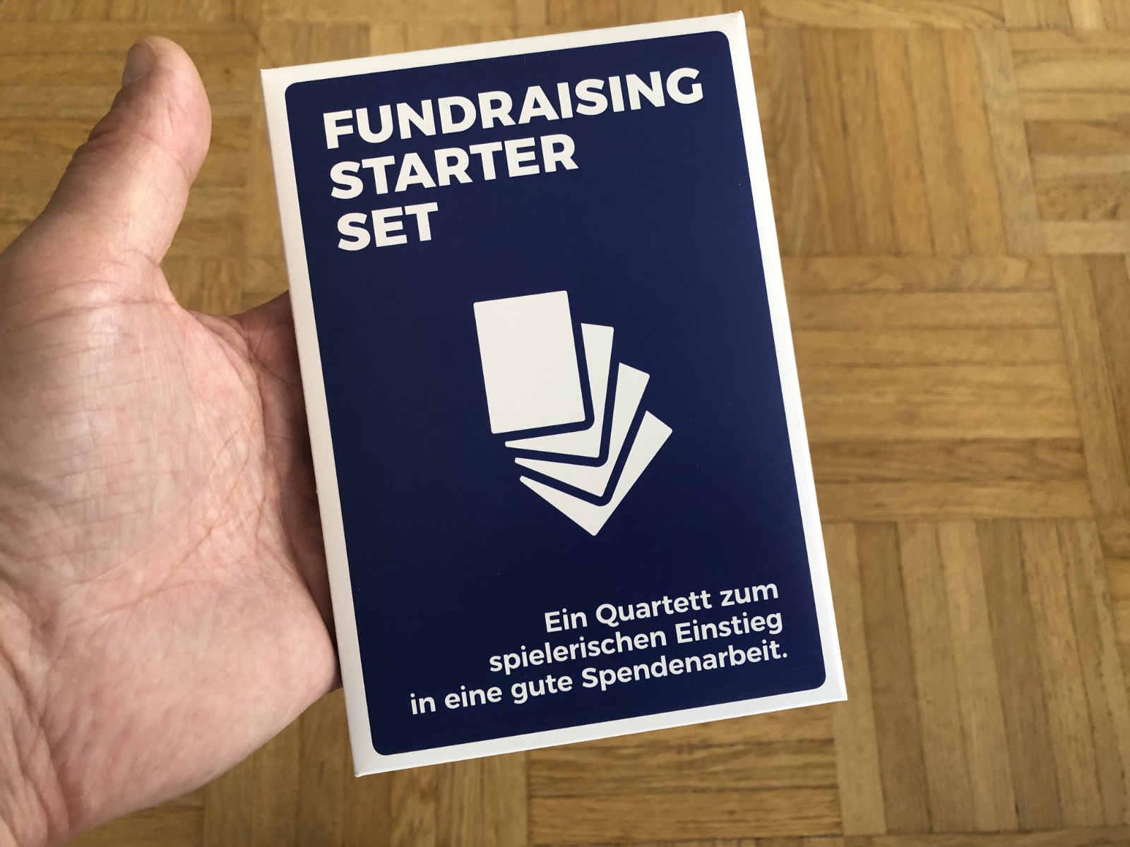 Fundraising Starterset