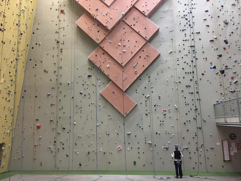 Klettern Beispiel ohne Beschriftung